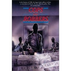 Cops Are Robbers (New DVD Full Screen)
