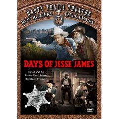 Days of Jesse James - NEW DVD FACTORY SEALED