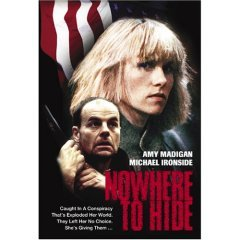 Nowhere To Hide - NEW DVD FACTORY SEALED