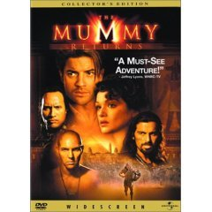 Mummy Returns - NEW DVD FACTORY SEALED