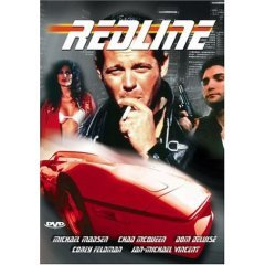 Redline - NEW DVD FACTORY SEALED