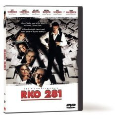 RKO 281 The Battle Over Citizen Kane - NEW DVD FACTORY SEALED