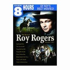 Best of Roy Rogers Volumes 1 & 2 - NEW DVD BOX SET FACTORY SEALED