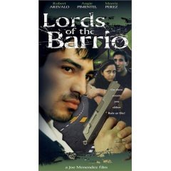 Lords of the Barrio - NEW DVD FACTORY SEALED