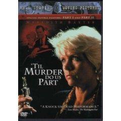 Til Murder Do Us Part - NEW DVD FACTORY SEALED