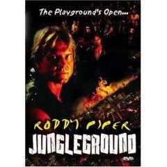 Jungleground - NEW DVD FACTORY SEALED