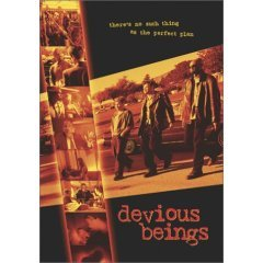 Devious Beings - NEW DVD FACTORY SEALED