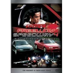 Freeway Speedway 4  (New DVD Full Screen)