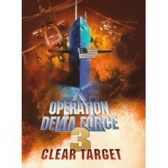 Operation Delta Force 3 Clear Target - NEW DVD FACTORY SEALED