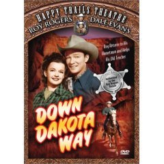 Down Dakota Way - NEW DVD FACTORY SEALED