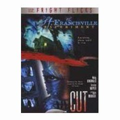 St. Francisville Experiment - The Cut - NEW DVD FACTORY SEALED