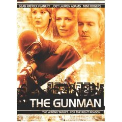 The Gunman - NEW DVD FACTORY SEALED