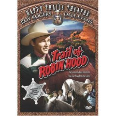 Trail of Robin Hood - NEW DVD FACTORY SEALED