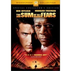 Sum of All Fears - NEW DVD FACTORY SEALED