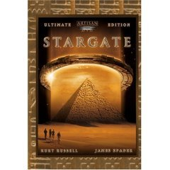 Stargate Ultimate Edition - NEW DVD FACTORY SEALED