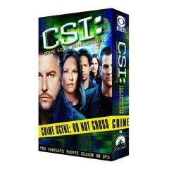 CSI Crime Scene Investigation - Complete Fourth Season