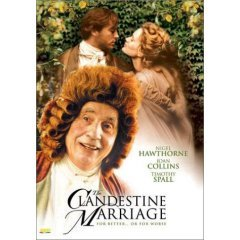 Clandestine Marriage - NEW DVD FACTORY SEALED