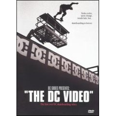 DC Shoes Presents The DC Video - NEW DVD FACTORY SEALED