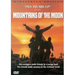 Mountains of the Moon - NEW DVD FACTORY SEALED