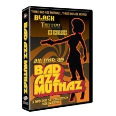 Bad Azz Muthaz - NEW DVD FACTORY SEALED