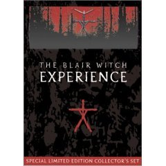 Blair Witch Experience Collection Set - NEW DVD BOX SET