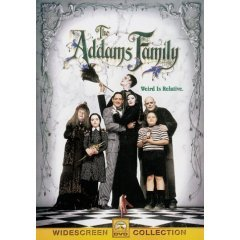 Addams Family - NEW DVD FACTORY SEALED