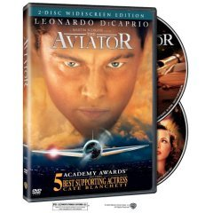 Aviator - NEW DVD FACTORY SEALED
