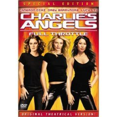 Charlie's Angels Full Throttle - NEW DVD FACTORY SEALED