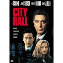City Hall - NEW DVD FACTORY SEALED