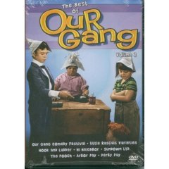 Best of Our Gang - Volumes 1 & 2 - NEW DVD SET FACTORY SEALED
