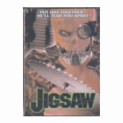 Jigsaw (New DVD)