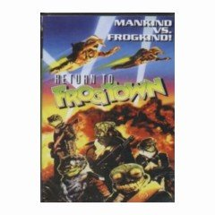 Return to Frogtown - NEW DVD FACTORY SEALED