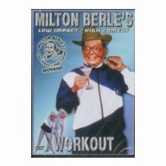 Milton Berle's Workout - NEW DVD FACTORY SEALED