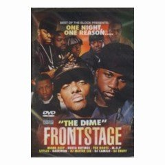 "Frontstage ""The Dime"" - NEW DVD FACTORY SEALED"