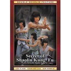 Secret of Shaolin Kung Fu - NEW DVD FACTORY SEALED