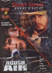 Street Corner Justice / Rough Air - NEW DVD FACTORY SEALED