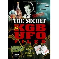 Secret KGB UFO Files - NEW DVD FACTORY SEALED