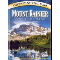 Mount Rainier America's National Parks - NEW DVD FACTORY SEALED