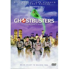 Ghostbusters - NEW DVD FACTORY SEALED