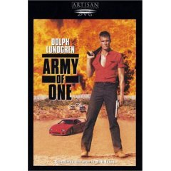 Army of One - NEW DVD FACTORY SEALED