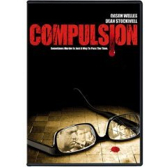 Compulsion - NEW DVD FACTORY SEALED