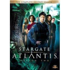 Stargate Atlantis Season 2- NEW DVD BOX SET FACTORY SEALED