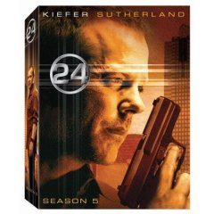 24 Season Five - NEW DVD BOX SET FACTORY SEALED