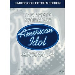 American Idol - The Best & Worst of American Idol -  NEW DVD FACTORY SEALED