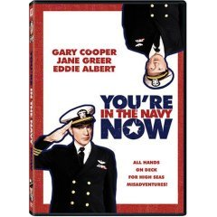 You're in the Navy Now - NEW DVD FACTORY SEALED