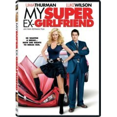 My Super Ex-Girlfriend - NEW DVD FACTORY SEALED