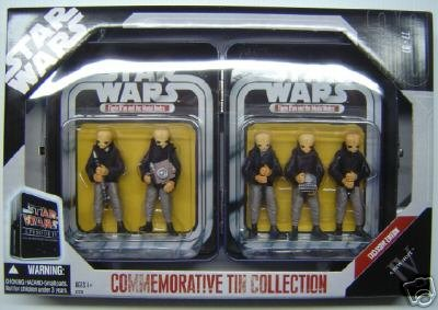 Star Wars Cantina Band Set with Commemorative Tin