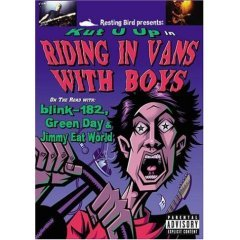Riding in Vans with Boys - NEW DVD FACTORY SEALED