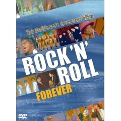 Rock 'N' Roll Forever: Ed Sullivan's Greatest Hits - NEW DVD FACTORY SEALED