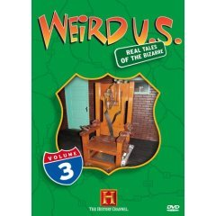 Weird U.S. Volume 3 - BRAND NEW FACTORY SEALED